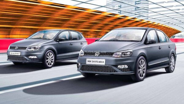 Volkswagen Vento Matte Edition